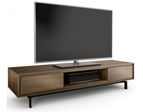 BDI SIGNAL 8323 Natural Walnut TV Cabinet