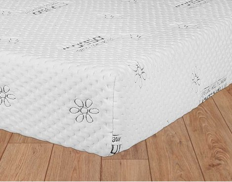 Ultimum AFV1000F40 Small Double Memory & Reflex Foam 4\'0 Mattress - Firm