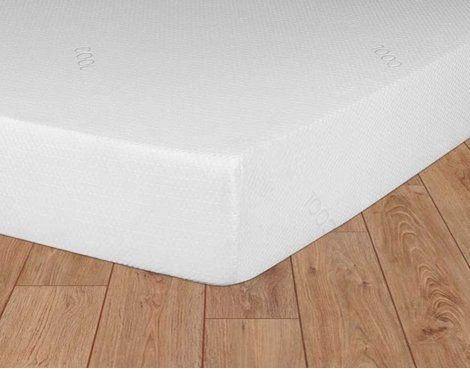 Ultimum AFV1500R46 Double Size Reflex Foam 4\'6 Mattress - Regular