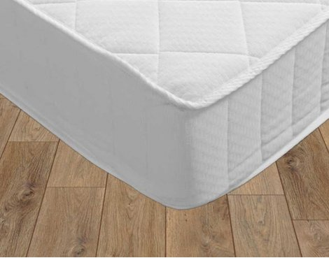 Ultimum AFV2400S40 Small Double Size Reflex Foam 4\'0 Mattress - Soft