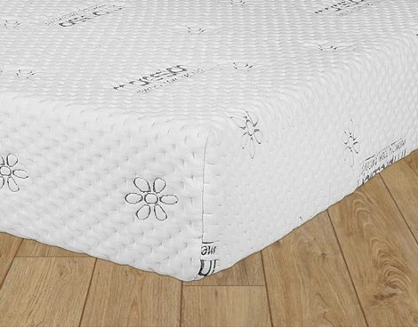 Ultimum AFV3000R46 Double Size Memory & Reflex Foam 4\'6 Mattress - Regular