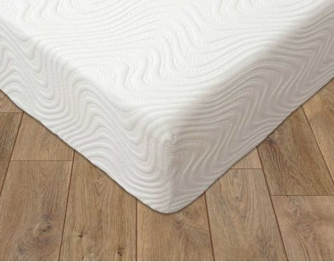 Ultimum AFV4000R46 Double Size Memory & Reflex Foam 4\'6 Mattress - Regular
