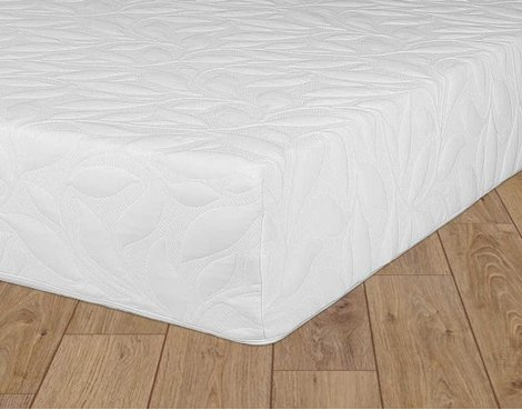 Ultimum AFVBLISSER46 Double Size Latex & Memory Foam 4\'6 Mattress - Regular