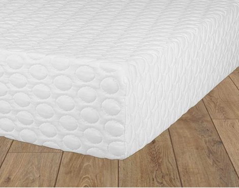 Ultimum AFVIMLR50 King Size Latex & Memory Foam 5\'0 Mattress - Regular