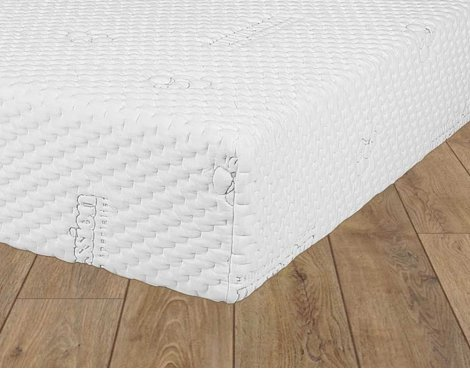 Ultimum AFVIPCR46 Latex & Memory Foam Double Size 4\'6 Mattress - Regular