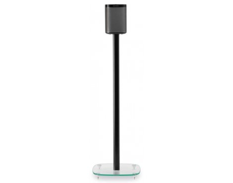 Alphason Play1 Black Speaker Stand