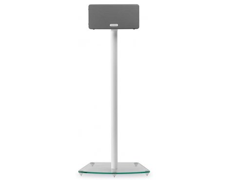 Alphason Play3 White Speaker Stand