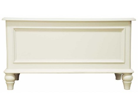 Ultimum Chateau Off White Blanket Box