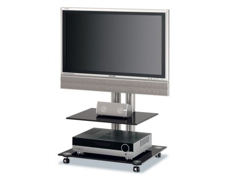 Spectral PL60-BG Plasma TV Stand