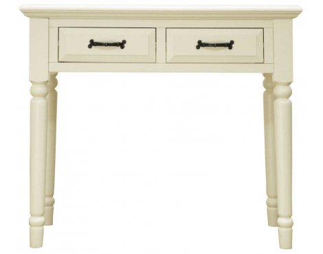 Ultimum Reiver Off White Dressing Table