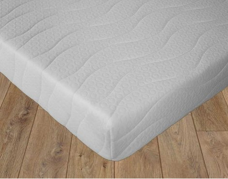 Ultimum Value Health Fresh Comfort Latex & Reflex Foam Double 4\'6 Mattress - Regular