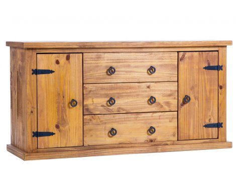 Core Products FH733 Pine Large Sideboard