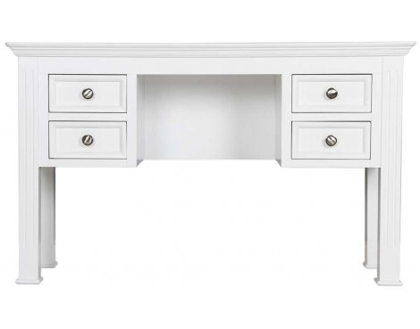 Ultimum Royal Elegance White Dressing Table