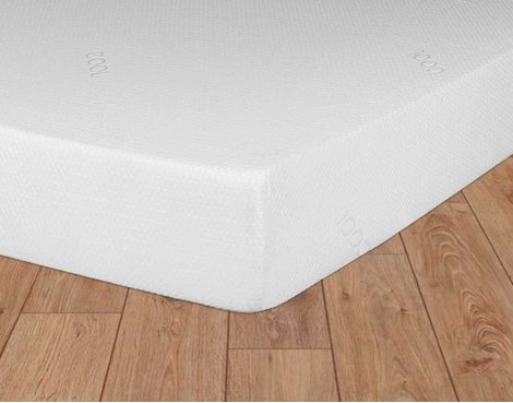 Ultimum AFVM250F40 Reflex & Memory Foam Small Double 4\'0 Mattress - Firm