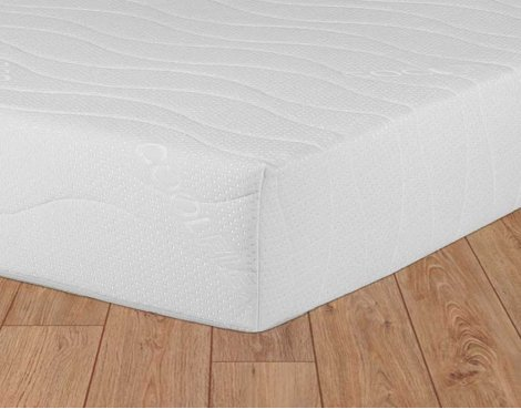 Ultimum AFVMCP Reflex & Memory Foam Small Double 4\'0 Mattress - Firm