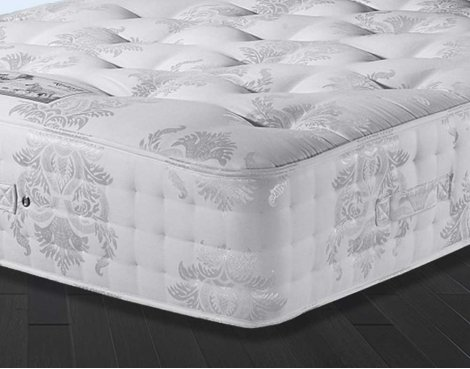 Luxan Elizabeth Luxury Pocket Spring King 5\'0 Mattress