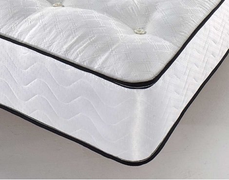 Luxan Moonlight Ortho Hand-Stitched Coil Spring King 5\'0 Mattress