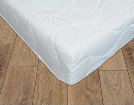 Ultimum AFVMEMORYGOLD Reflex & Memory Foam Small Double 4\'0 Mattress - Firm