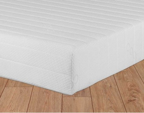 Ultimum AFVRP1000 Reflex Foam & Pocket Spring Double 4\'6 Mattress - Regular
