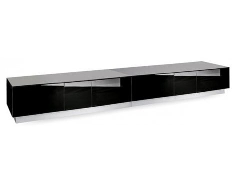 "Alphason Element Modular 2500 Black for up to 110"" TVs"