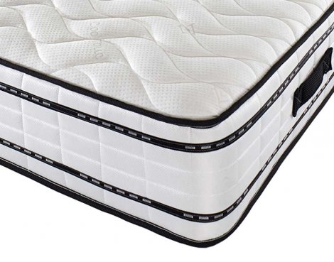 Ultimum SOMSNOO Snooze Pocket Memory 4\'0 Mattress