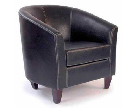 Ultimum Metro Brown Tub Armchair