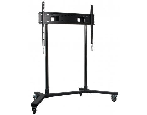 "B-Tech Extra Large Flat Screen Display For Over 65"" Trolley Stand"