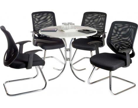 Teknik Nova Meeting Set - White Table