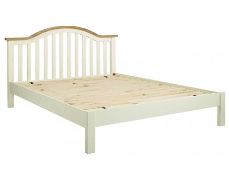 Rustic Grange Painted Double 4\'6 Bed