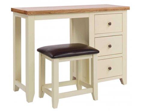 Rustic Grange Aspen Painted Dressing Table