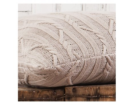 Gallery Arran Cushion - Taupe