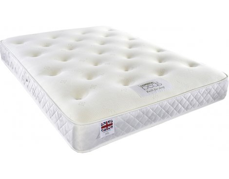 Ultimum Ortho Memory Hand Made King Size Mattress 5\'0 - Medium Firm