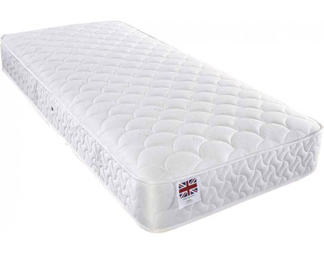 Ultimum Moon Memory Hand Made Double Mattress 4\'6 - Medium Firm