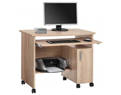 Maja 4035 Sonoma Oak Computer Desk