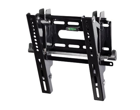 "Hama ""Motion\"" Tilt TV Wall Bracket 10\"" - 37\"" - Black"