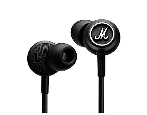 Marshall Mode Black/White Stereo Earphones