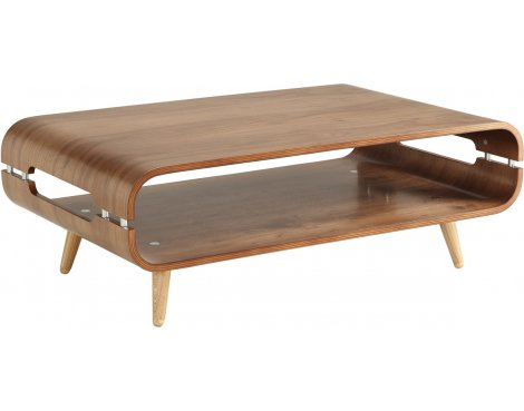 Jual Lounge JF703 Coffee Table - Walnut