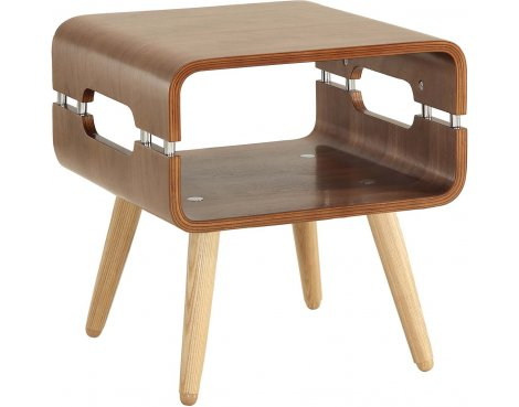Jual Lounge JF704 Lamp Table - Walnut
