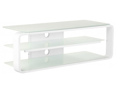 Alphason Lithium ADL1150-WHT White TV Stand