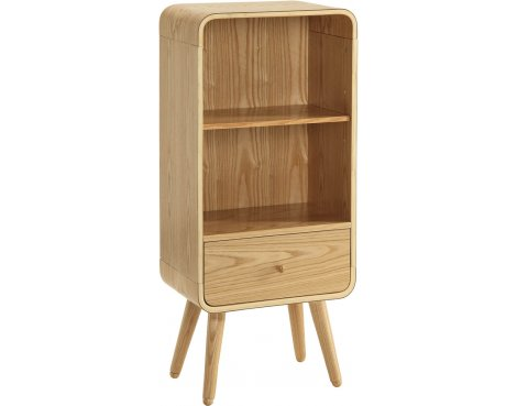 Jual Home Office PC704 Short Bookcase - Ash