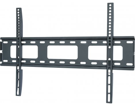 UM105M Black Universal Super Thin Fixed Wall Mount Bracket up to 70""