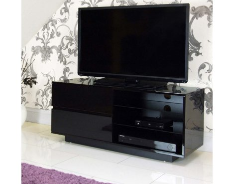 MDA Gallus Black TV Cabinet