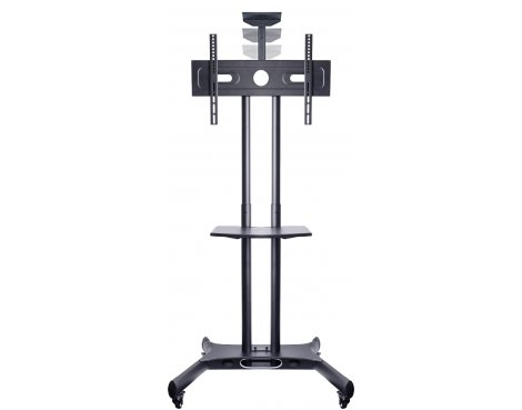 Multibrackets M Public Floorstand Basic with Camera & AV Shelf for up to 60""