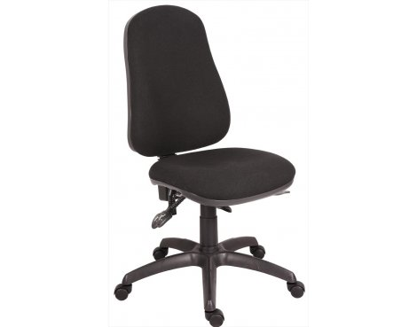 Teknik Ergo Comfort Executive Operator Desk Chair - Black