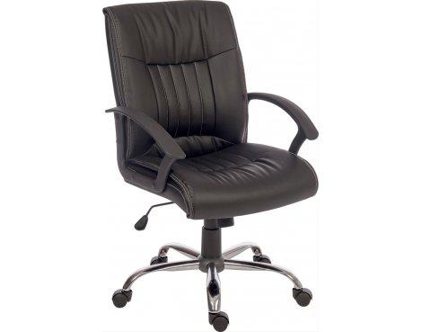 Teknik Milan Executive Desk Armchair - Black