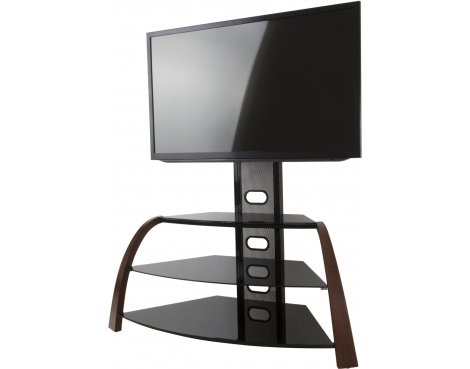 AVF Kingswood Walnut TV Stand with Bracket for up to 55""