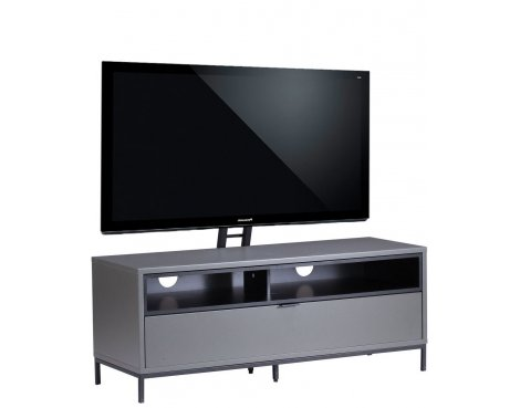 "Alphason Chaplin 1135 Cantilever TV Stand for TVs up to 65"" - Charcoal"