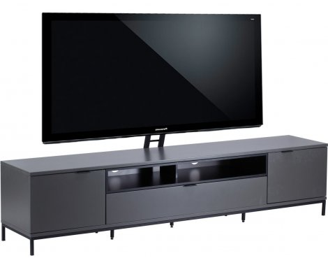 "Alphason Chaplin 2000 Cantilever Stand for TVs up to 65"" - Charcoal"
