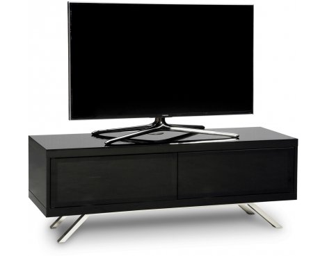 "MDA Designs Tucana Hybrid TV Stand for up to 60"" TVs - Black"