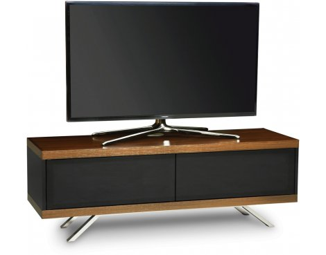 "MDA Designs Tucana Hybrid TV Stand for upto 60"" TVs - Walnut"